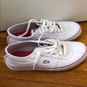 Women's Lacoste Sneakers